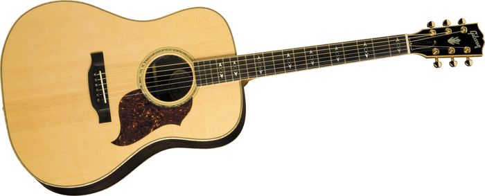 Gibson Songwriter Deluxe Standard Acoustic-Electric Guitar Antique Natural