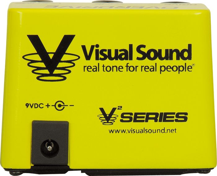 Visual Sound Real Tone for Real People