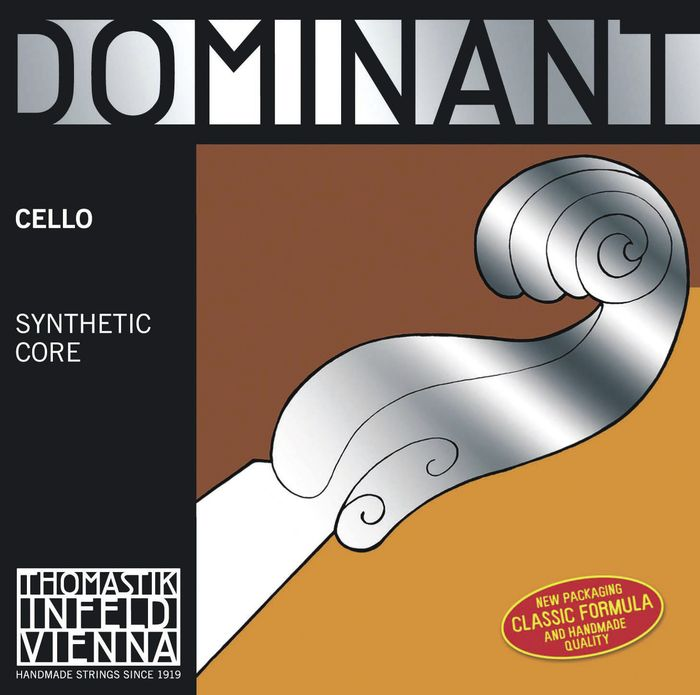 Thomastik Dominant 4/4 Size Cello Strings 4/4 A String