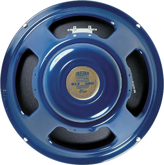 Soundcheck: Celestion Blue & G12 Series Speakers