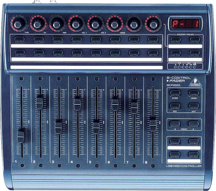 Behringer BCF2000 B-Control Fader