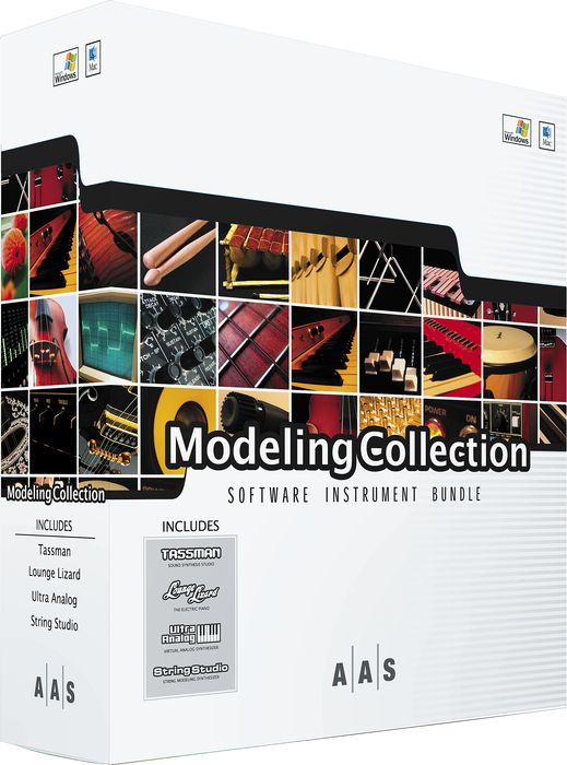 AAS Modeling Collection - Virtual Instrument Software