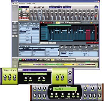 Cakewalk Kinetic 2 Free
