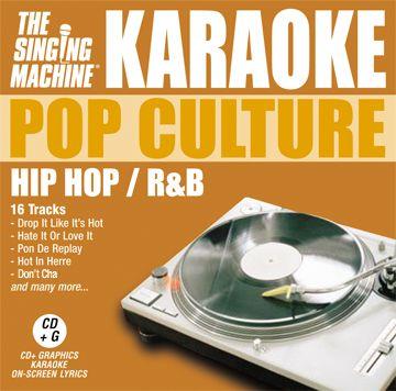 Hip Hop Karaoke CDs