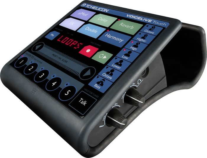 Hands-On Review: TC Helicon VoiceLive Touch