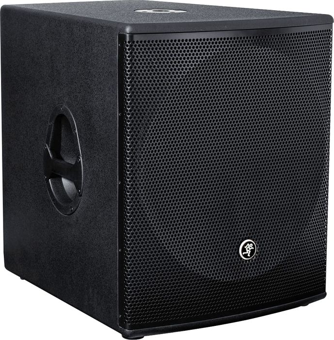 Mackie SRM1801 18in 1000W Powered Subwoofer Black