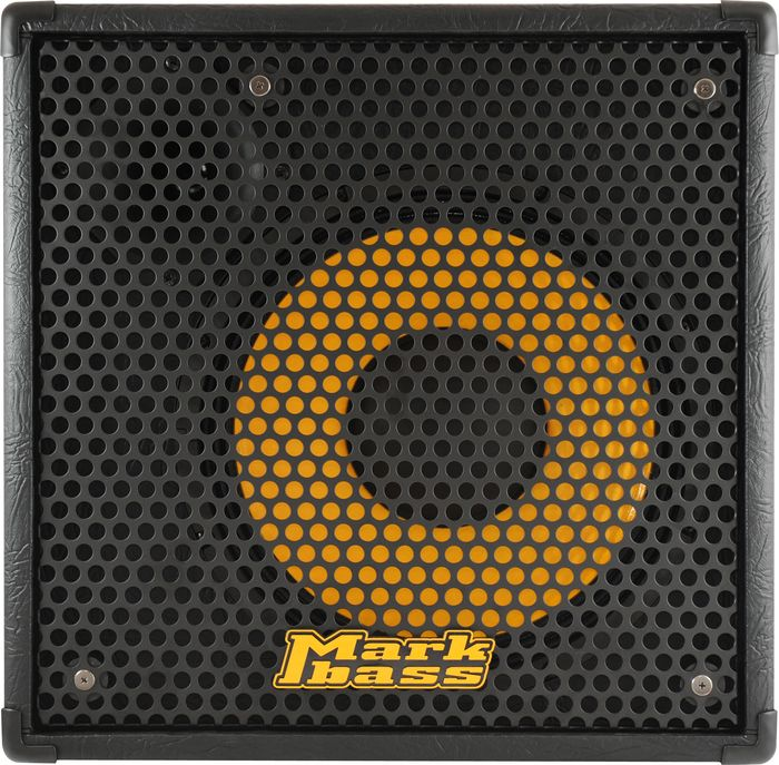 Markbass Club 121 400W 1X12 Bass Speaker Cabinet Black 8 Ohm
