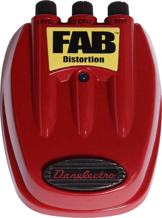 Danelectro D-1 Fab Distortion - Cheap at Musicians Friend