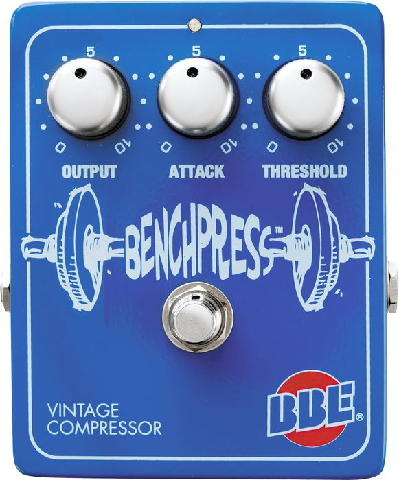 BBE BenchPress Vintage Compressor - MF Stupid Deal of the Day