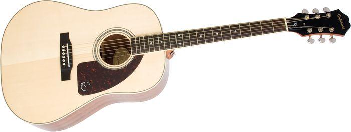 Epiphone Aj-220S Acoustic Guitar Natural
