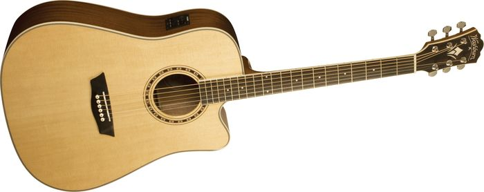 Washburn WD10SCE Acoustic-Electric Guitar