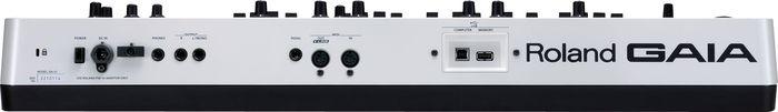 Roland Gaia SH-01 Rear Inputs & Outputs