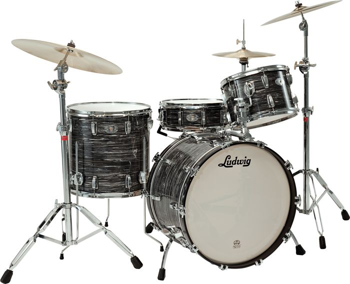 Ludwig Legacy Classic Liverpool 4 4-Piece Shell Pack