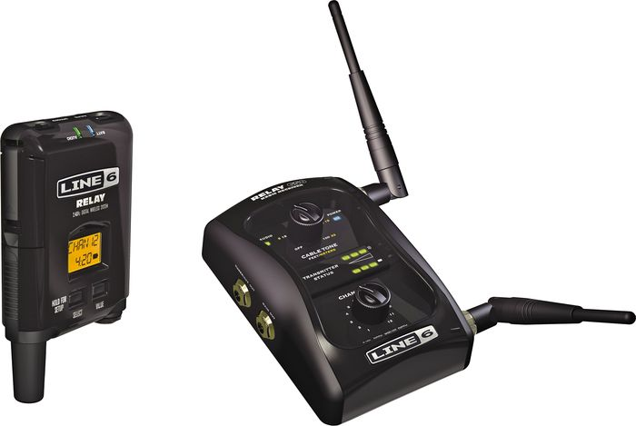 Product Spotlight: Line 6 Relay Wireless Guitar Systems