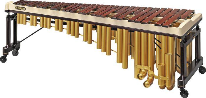 Yamaha Ym6100c 5 Octave Keiko Abe Grand Marimba With Cover