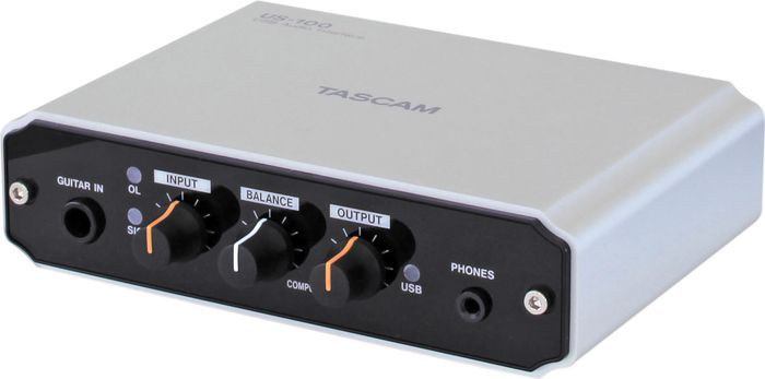 TASCAM US-100 USB Audio Interface