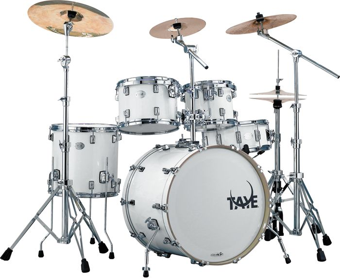 Taye Drums Studiobirch Sb520j 5-Piece Shell Pack Pack Galaxy Ice