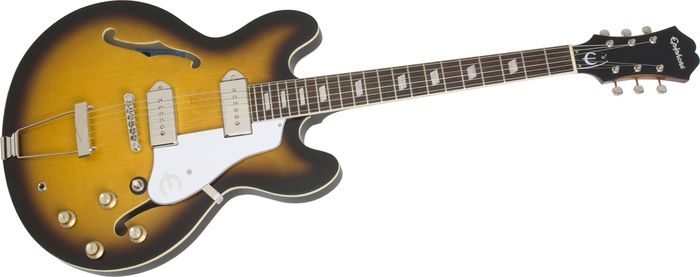 Hands-On Review: Epiphone John Lennon Casino