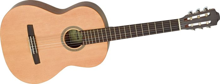 Hohner Essential Classical Acoustic Guitar Satin Natural