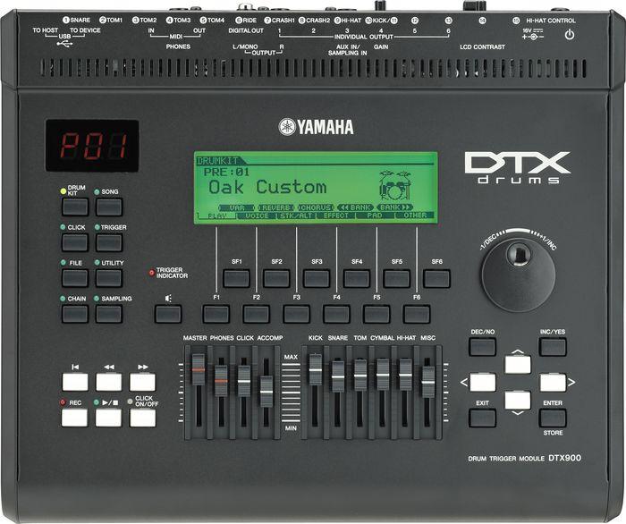 Yamaha Dtx900 Electronic Drum Trigger Module
