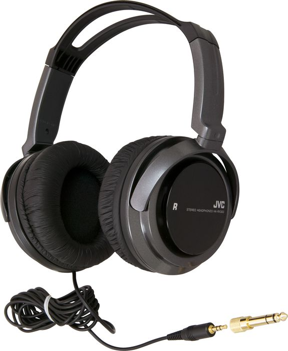 JVC HARX300 Headphones