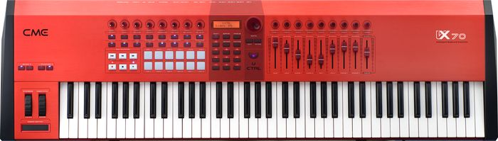 CME VX-70 Intelligent Keyboard Controller