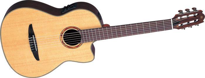 Yamaha Ncx900 Acoustic-Electric Classical Guitar Natural
