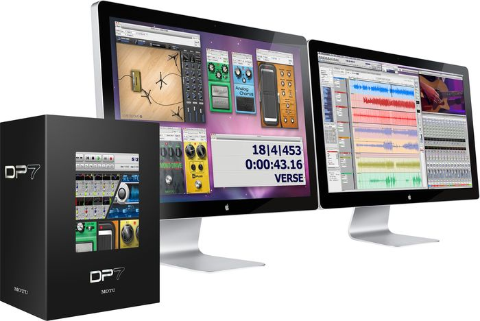 MOTU Digital Performer 7 DAW Software