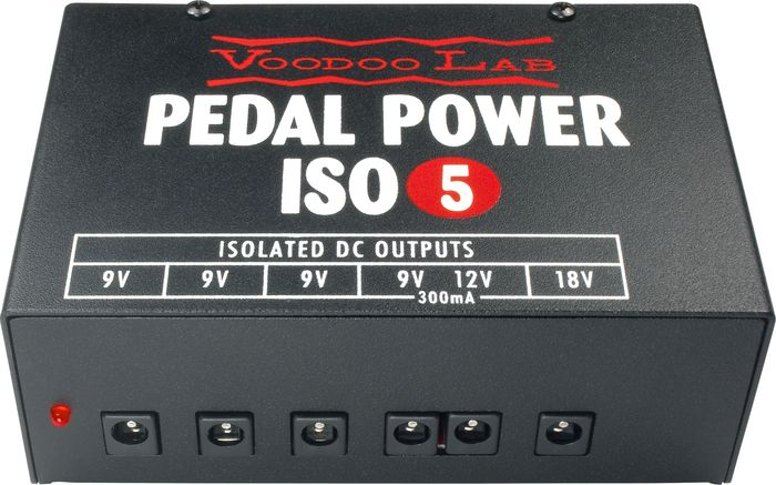 Voodoo Lab ISO-5 Pedal Power Supply