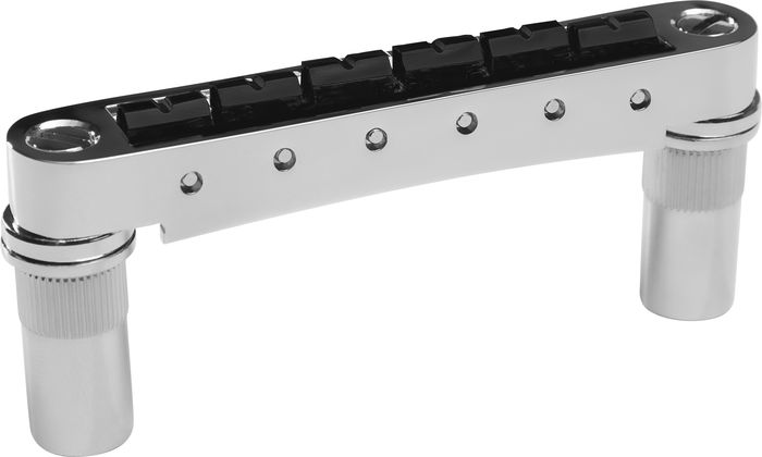 Graph Tech ResoMax NV2 Auto Lock Bridge with String Saver Saddles 6MM Posts