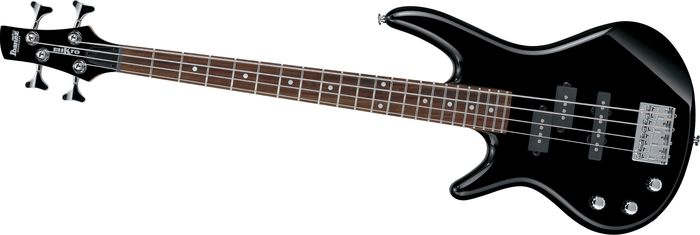 Ibanez GSRM20L Mikro Left-Handed 4-String Short Scale Bass Guitar