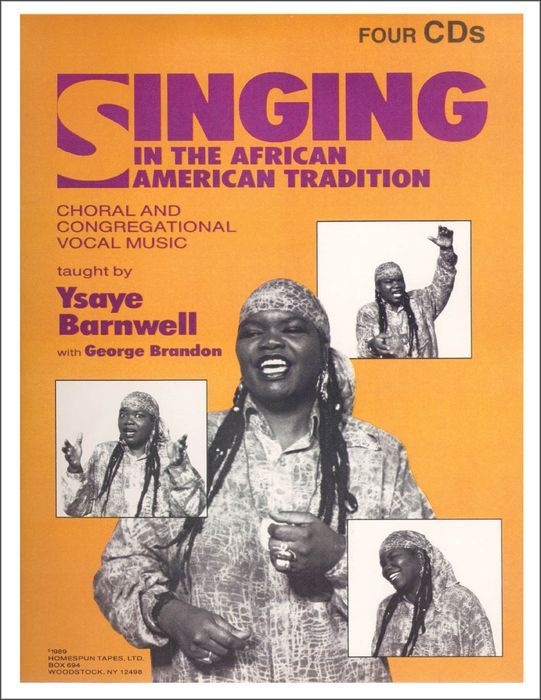 Homespun Singing In The African American Tradition