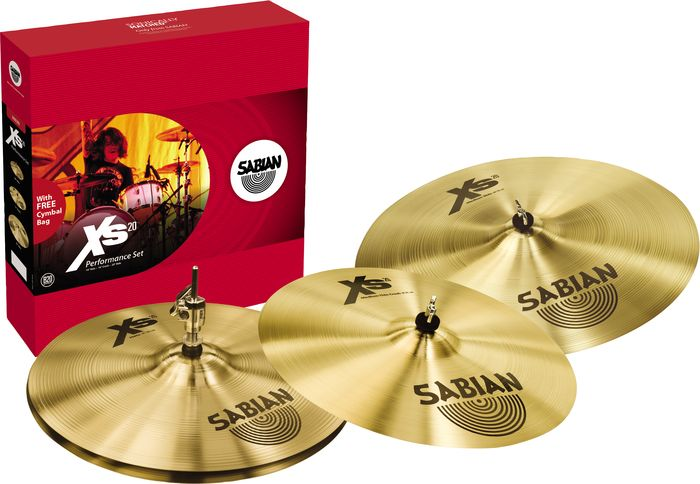 Hands-On Review: Sabian XS20 Cymbals