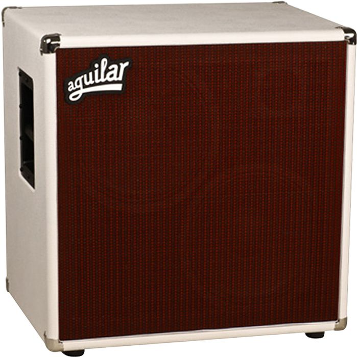 Aguilar DB 212 2x12 Bass Speaker Cabinet White Hot 8 Ohm
