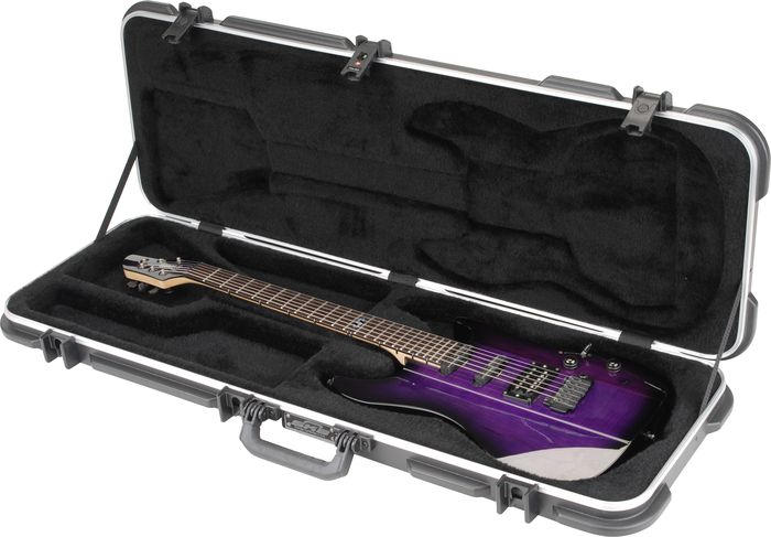 SKB-66 Deluxe Universal Electric Guitar Case Black