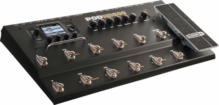 Line 6 Pod Hd500 Guitar Multi-Effects Processor
