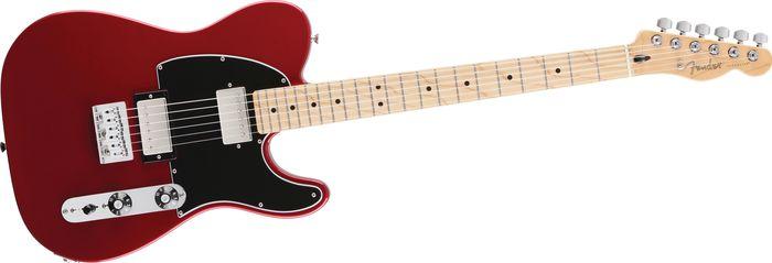 Fender Blacktop Telecaster HH Electric Guitar