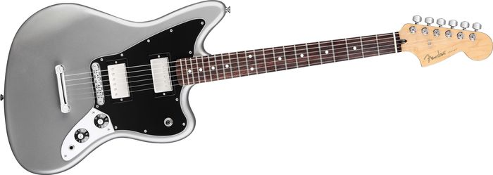 Fender Blacktop Jaguar HH Electric Guitar