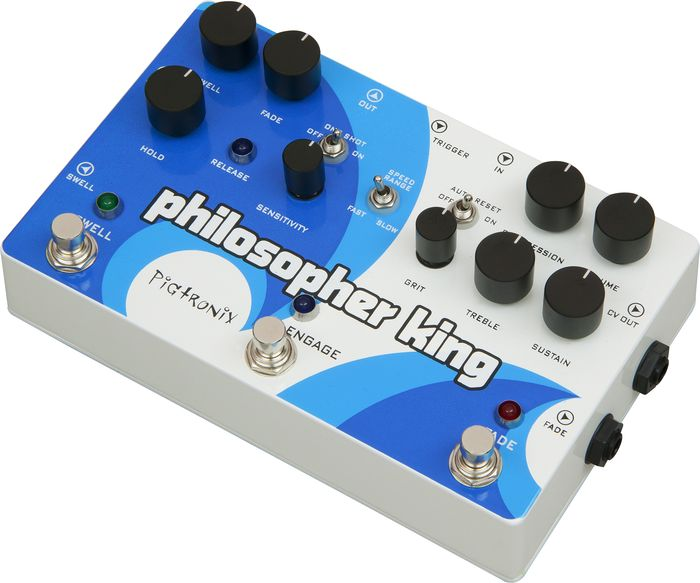 Hands-On Review: Pigtronix Philosopher Effects Pedals