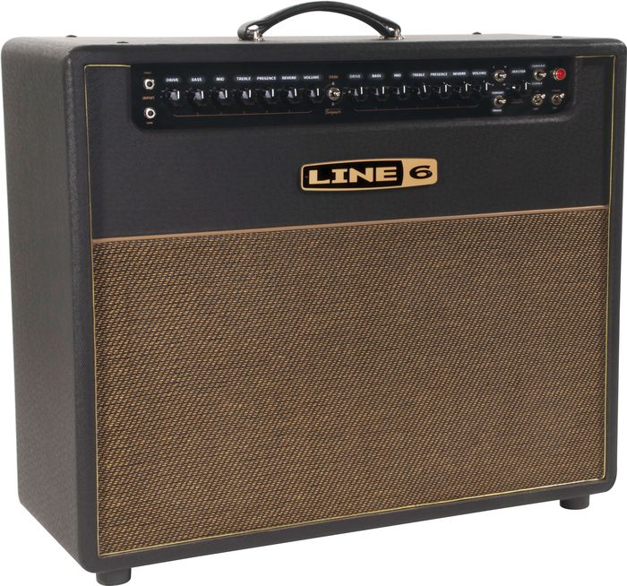 Hands-On Review: Line 6 DT50 Amp and POD HD Multi-Effects