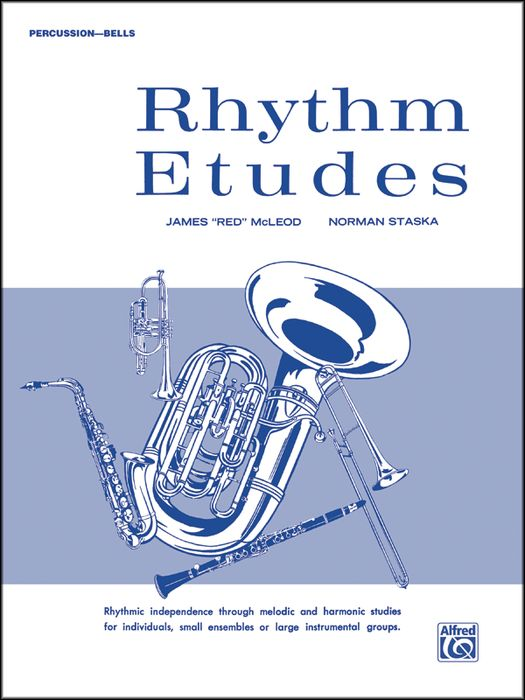 Alfred Rhythm Etudes Percussion (Bells)