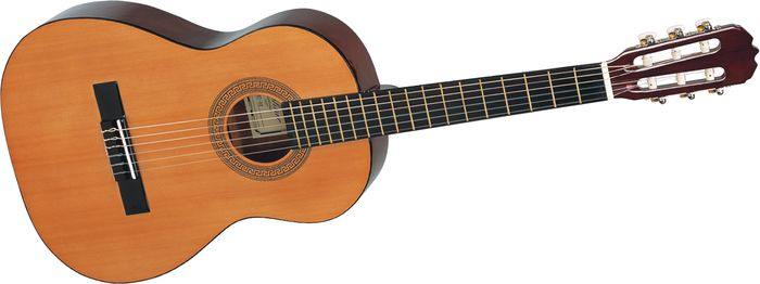 Hohner 3/4 Classical Guitar Gloss Natural