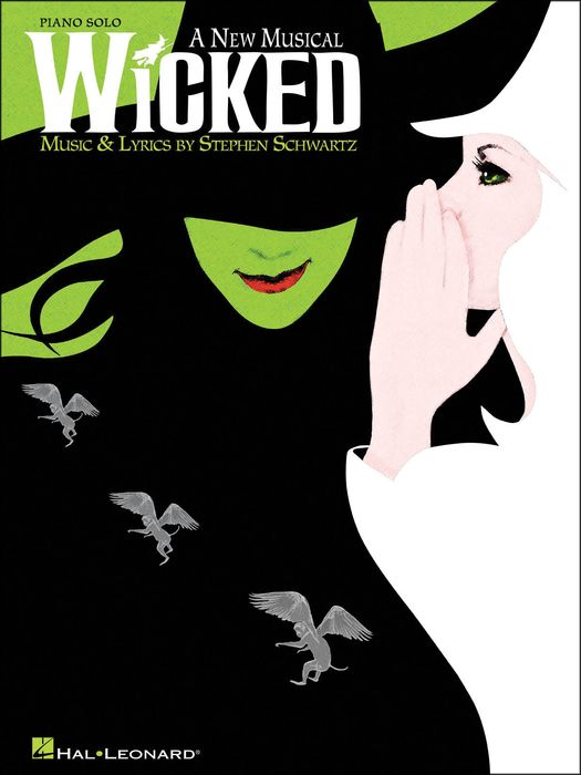 Hal Leonard Wicked - Piano Solo Selections