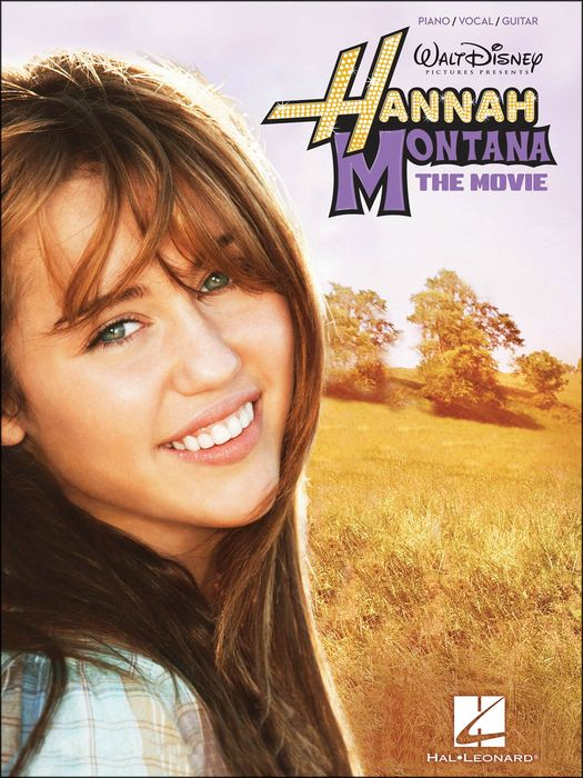 Hal Leonard Hannah Montana: The Movie [Book]