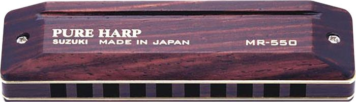 Suzuki Pure Harp Bb