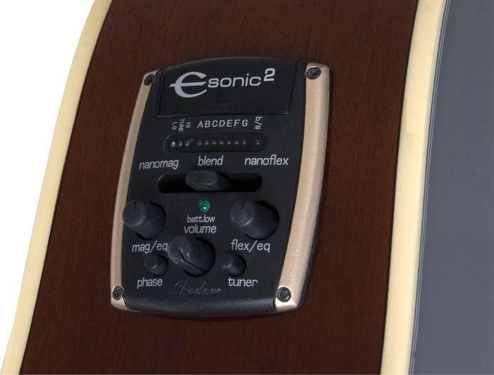 Epiphone Masterbilt DR-500MCE eSonic2 Preamp