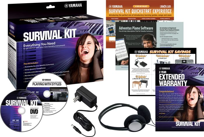 Yamaha Survival Kit C2