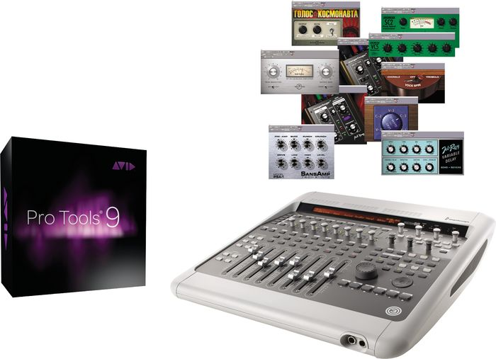 Digidesign Digidesign Digi 003 Factory Pro Tools Le Workstation With Pro Tools 9 Crossgrade