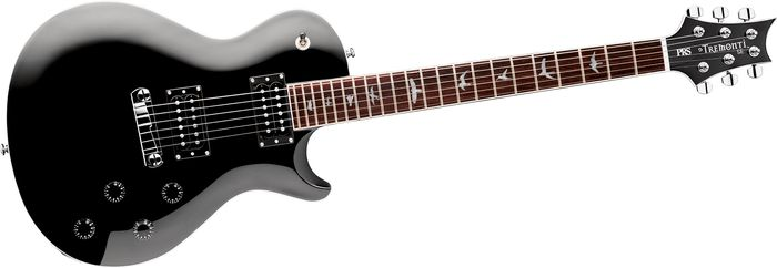 PRS Tremonti SE Electric Guitar Black