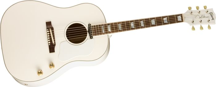Gibson John Lennon 70th Anniversary J-160E Imagine Soft White